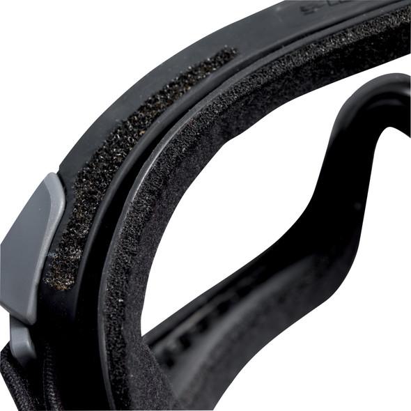 Bolle X1000 Tactical Goggles Anti-Fog & Anti-Scratch Ballistic Lens