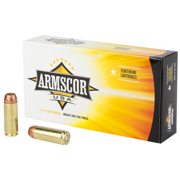 Armscor 50 Action Express 300GR JHP 20 Rounds