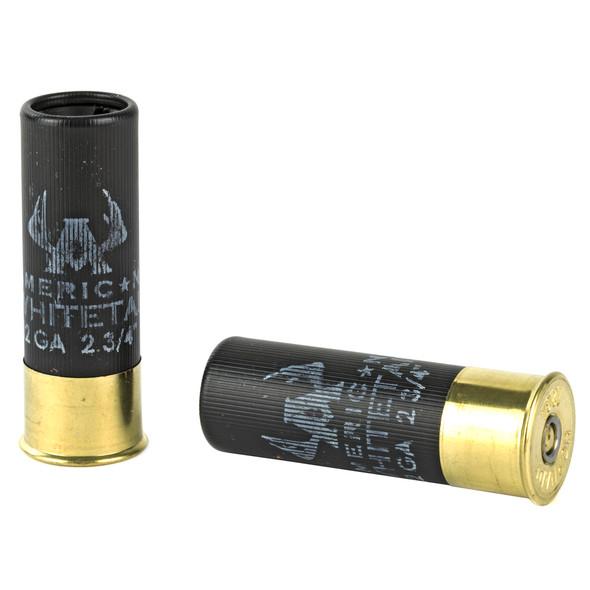 "Hornady American Whitetail Interlock 12GA 2.75"" 325GR Slug Ammunition 5 Rounds"