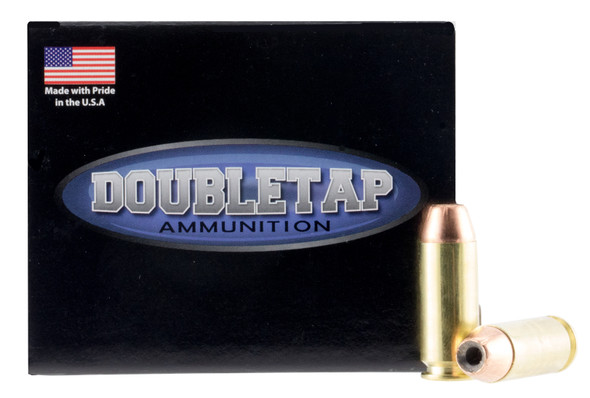 DoubleTap 10mm 200GR Controlled Expansion Ammunition 20 Rounds
