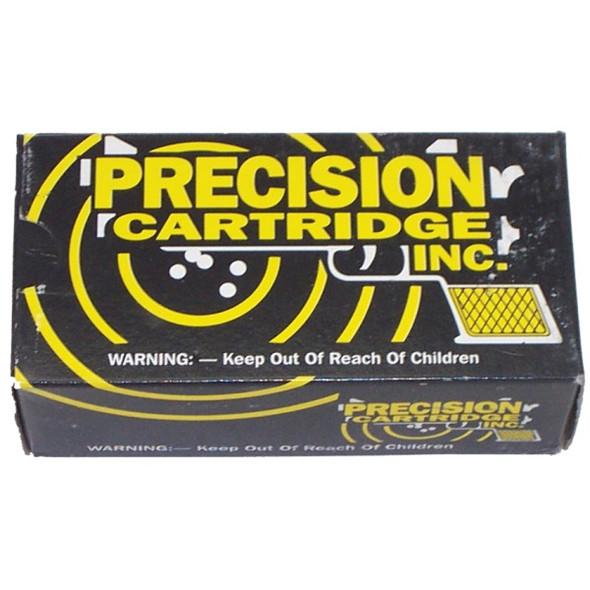 Precision Cartridge 45 ACP 185GR JHP Ammunition 50 Rounds