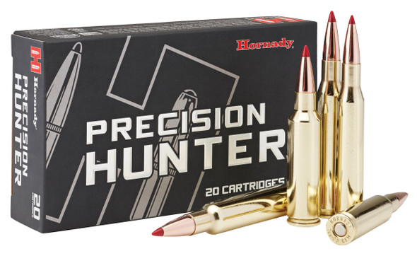Hornady Precision Hunter 30-378 Wthby Mag 220gr Ammunition 20 Rounds