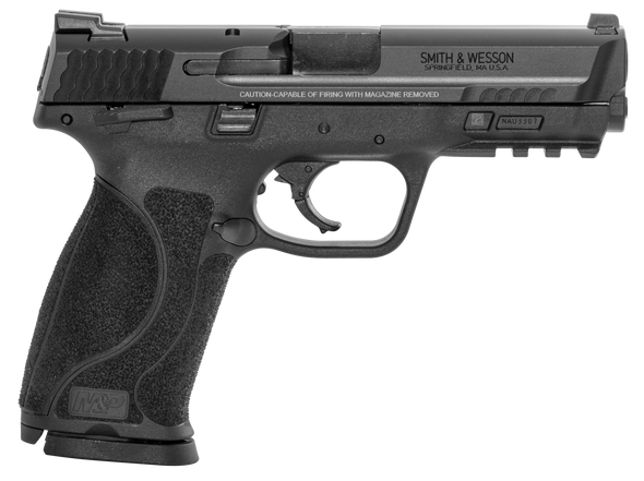 "Smith & Wesson 11647 M&P M2.0 40 S&W 4.25"" 15+1 Pistol w/ NS"