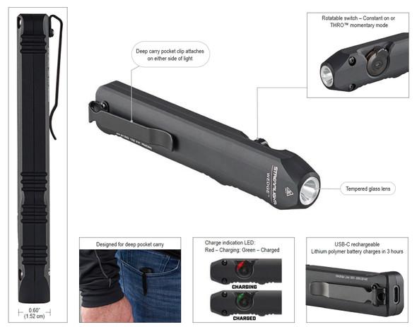 Streamlight Wedge EDC Poket Light