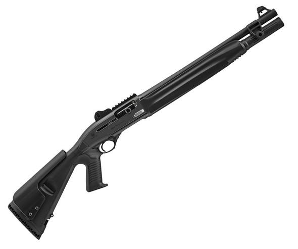 Beretta 1301 Tactical Shotgun w/ Pistol Grip & Mag Extention