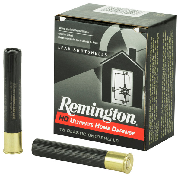 "Remington Ultimate Defense 410GA 3"" 000 Buckshot Ammunition 15 Rounds"