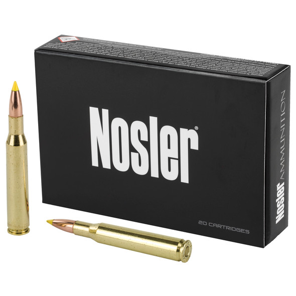 Nosler .308 Winchester 165gr Ballistic Tip Ammunition 20rds