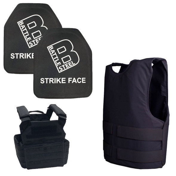 Battle Steel Armor Package Deal