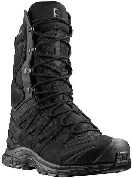 "Salomon L41206000 XA Forces 8"" GTX EN Assault Boots Black"