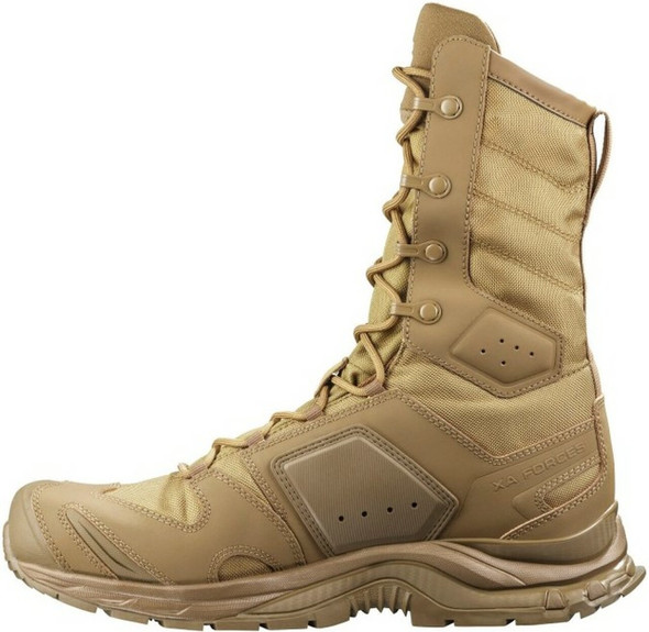 """Salomon L41228700 XA Forces  8"""" Jungle Men's Assault Boots Coyote"""