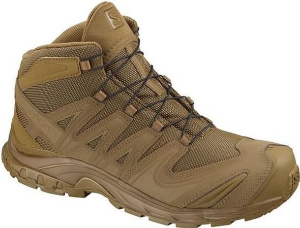 Salomon L40978200 XA Forces Mid Men's Boots Coyote