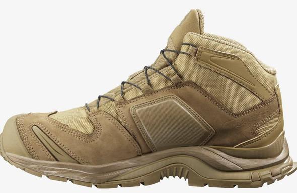 Salomon L40977900 XA Forces Mid GTX Men's Boots Coyote