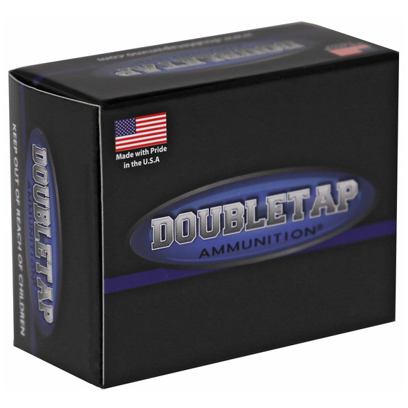 DoubleTap 10MM 200gr Hard Cast Ammunition 20rds