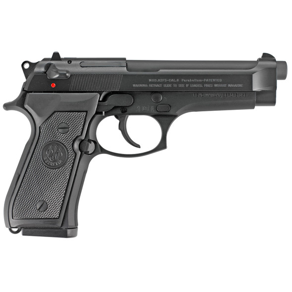 Beretta 92FS 9mm Police Special, (3) 10rd Mags