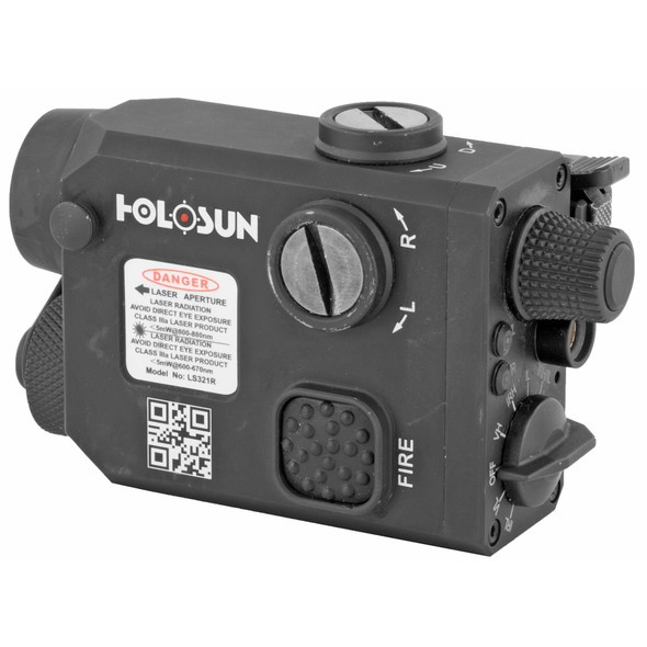 Holosun LS321R Dual Laser Aiming Device RED & IR