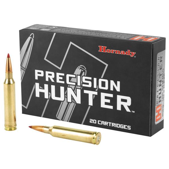 Hornady Precision Hunter 7MM 162gr ELD-X Ammunition 20rds