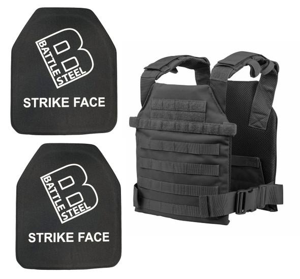 Battle Steel Tactical  Armor Deal Level 4 Plates & Carrier
