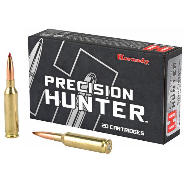 Hornady Precision Hunter 6mm Creedmoor 103gr ELD-X 20rds
