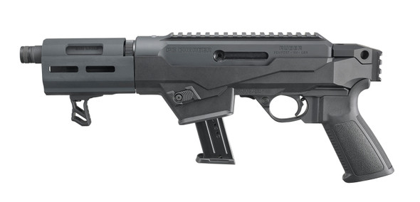 """Ruger 29100 PC Charger 9mm Luger 6.50"""" 17+1"""