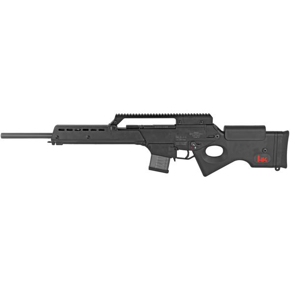 """Heckler & Koch (HK) SL8-6 .223 Remington/5.56 NATO 10-Round 20"""" Semi-Automatic Rifle in Black - 227553A5"""