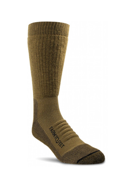 Farm To Feet Quantico Mid-Calf Full Cushion Socks