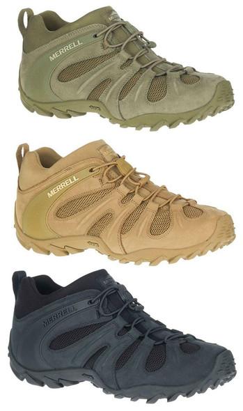 Merrell Men's Cham 8 Stretch Tactical Shoes