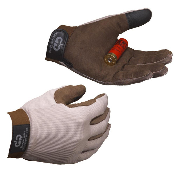THE GUN GLOVE provides the ultimate in comfort and performance, made in 13 different sizes assuring a true fit for all hand sizes. The gloves are close fitting providing and excellent grip with a sensitive tactile touch to the gun. Breathable construction assures your comfort by keeping you cool in the summer and warm in the winter. Modern materials allow the gloves to be machine washable, restoring the original fit and feel.
