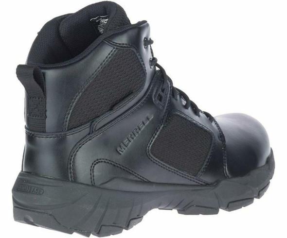Merrell Fullbench MID Tactical Black Waterproof Boot