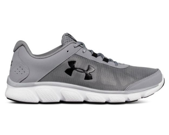 Under Armour 3020673 Micro G Assert 7  Athletic Shoes Grey