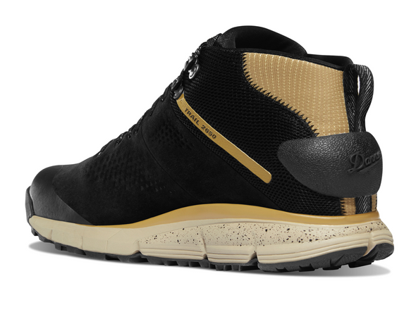 Danner Trail 2650 Mid GTX Black/Khaki Hiking Shoes 61248