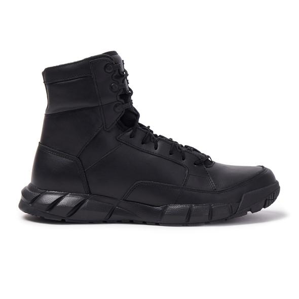 Oakley Light Assault Black Leather Boots