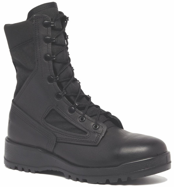 Belleville 300 TROP ST Hot Weather Steel Toe Boots, Black