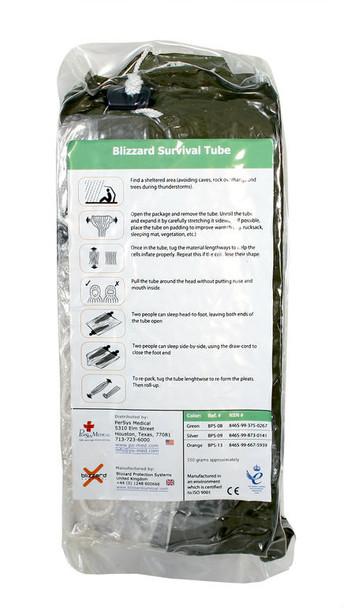 Blizzard Survival Tube