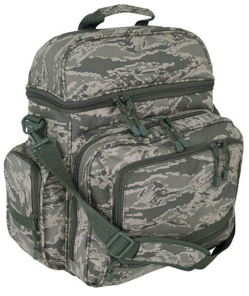 Code Alpha Air Force Digital Camo Laptop Computer Backpack