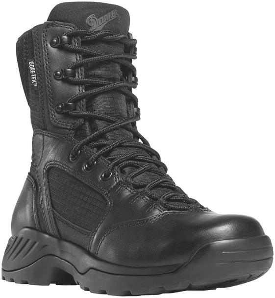 "Danner 28010 Men's Kinetic 8"" Black GTX Boots"