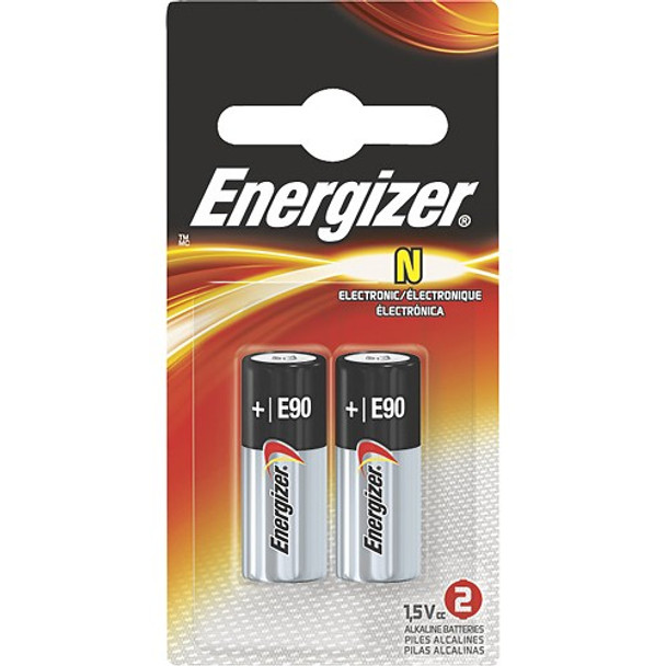 Energizer E90BP-2 N Cell Batteries 2/Pack