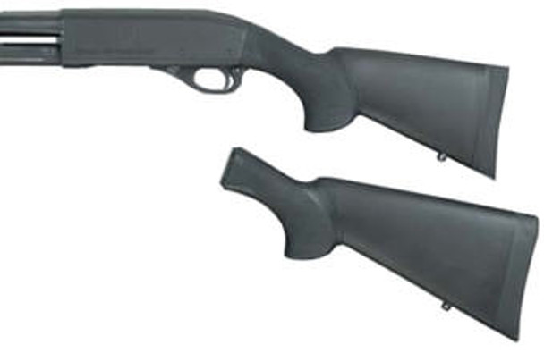 "Hogue OverMolded Remington 870 12 Gauge OverMolded Shotgun Stock kit w/forend - 12"" L.O.P."
