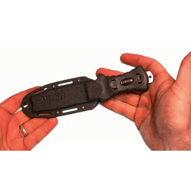 Mcnett 60156 Tactical Samish Stiletto Fixed Blade Knife