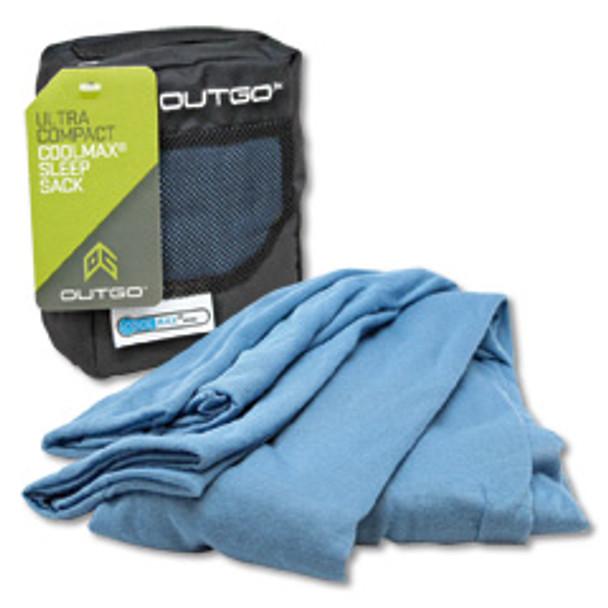Outgo Ultra-Compact COOLMAX Sleep Sack