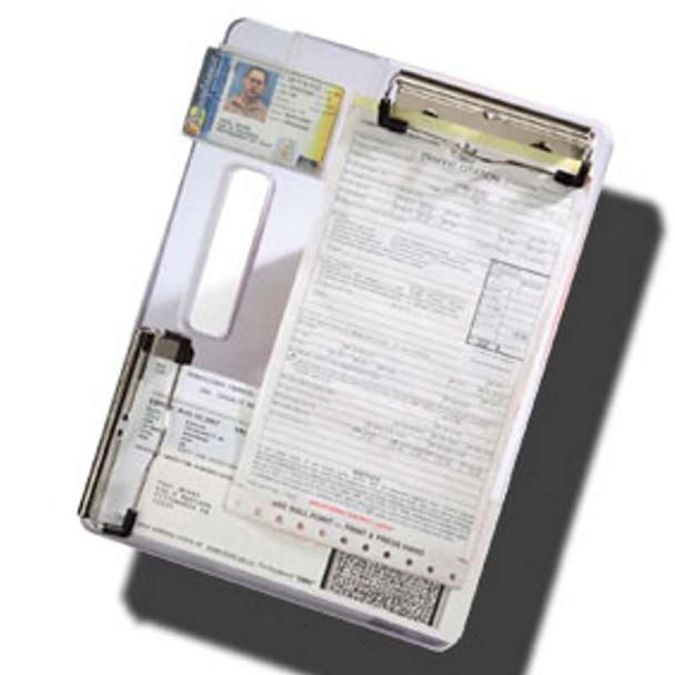 Pro-gard Ballistic Ticket Board