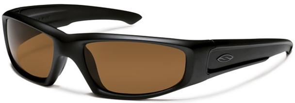 Smith Optics Hudson Tactical Polarized Brown Sun Glasses