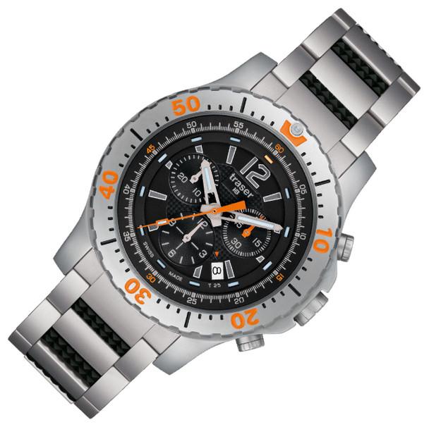 Traser Extreme Sport Chrono Watch