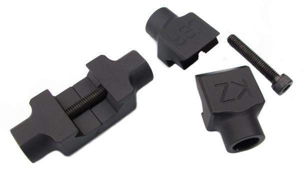 KZ Dual QD Rail Sling Attachment