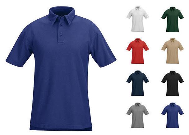 Propper Men's Classic 100% Cotton Short Sleeve Polo Shirt