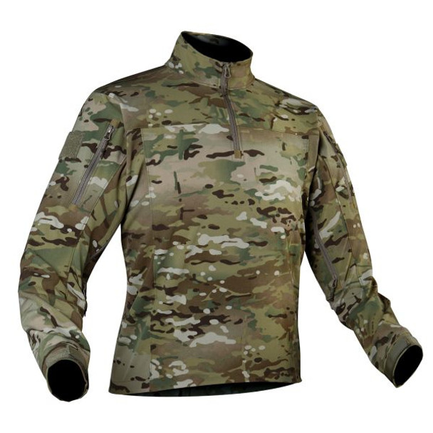 Wild Things Tactical Combat Soft Shell Multicam Jacket