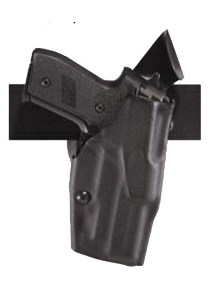 Safariland 6320 ALS Duty Holster for Glock 17/22 - Right Hand - Black - STX Plain