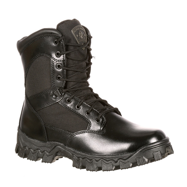 Rocky 2165 Alpha Force Duty Boots BLACK