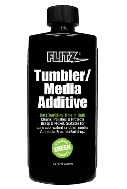 Flitz Tumbler Media Additive 7.6 oz