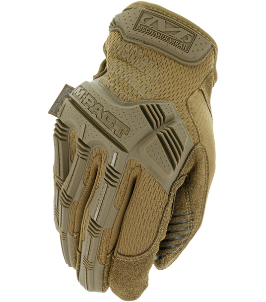 Mechanix M-Pact Coyote Tactical Work Gloves