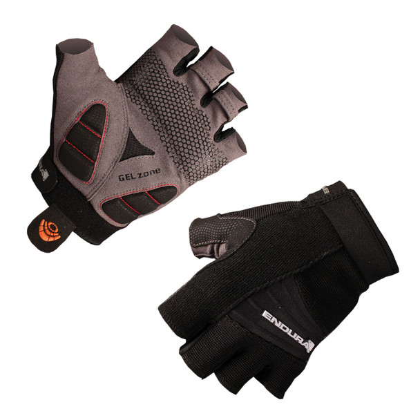 Endura Mighty Summer MTB Mitts - Black
